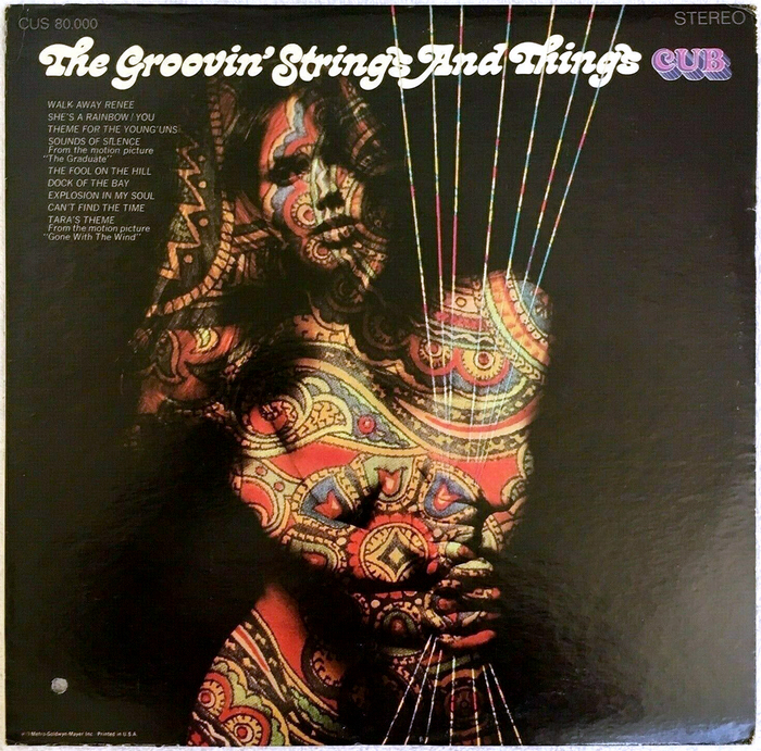The Groovin' Strings And Things album art 1