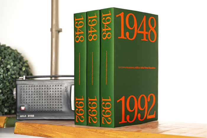 1948—1992. La comunicazione politica della Prima Repubblica 1