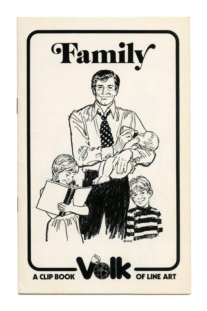 """Family"" (No. 716) ft.  with swash alternates."