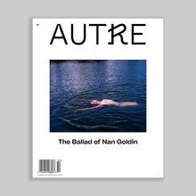 "<cite>Autre</cite> magazine covers, issue 11, ""Please take a seat"""