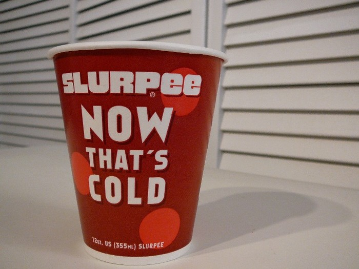 """""""Now That's Cold"""" campaign by 7-Eleven 1"""