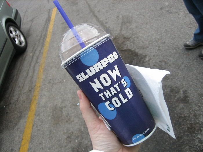 """""""Now That's Cold"""" campaign by 7-Eleven 3"""