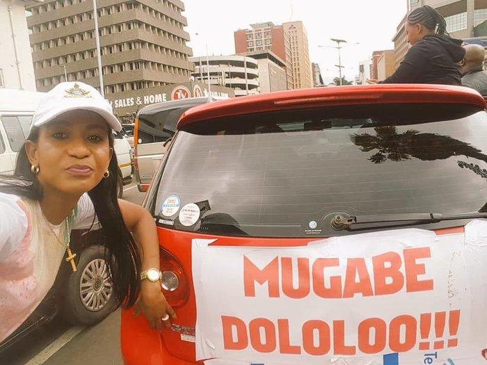 Anti-Mugabe protest signs 4