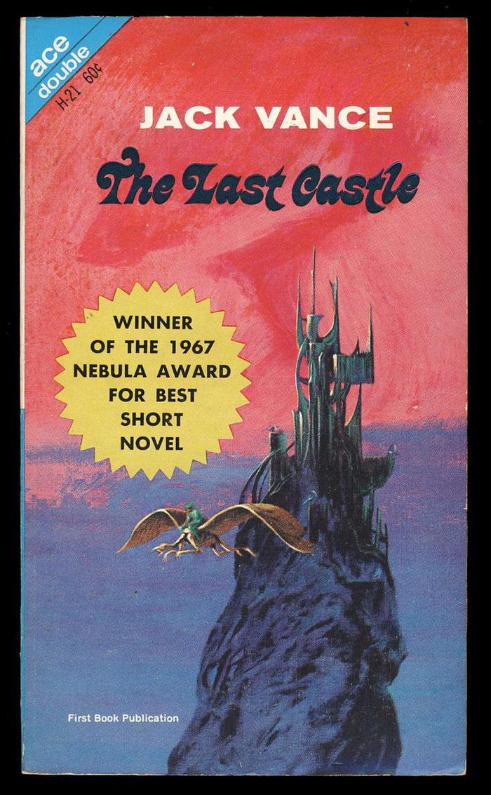 The Last Castle by Jack Vance (Ace) 1