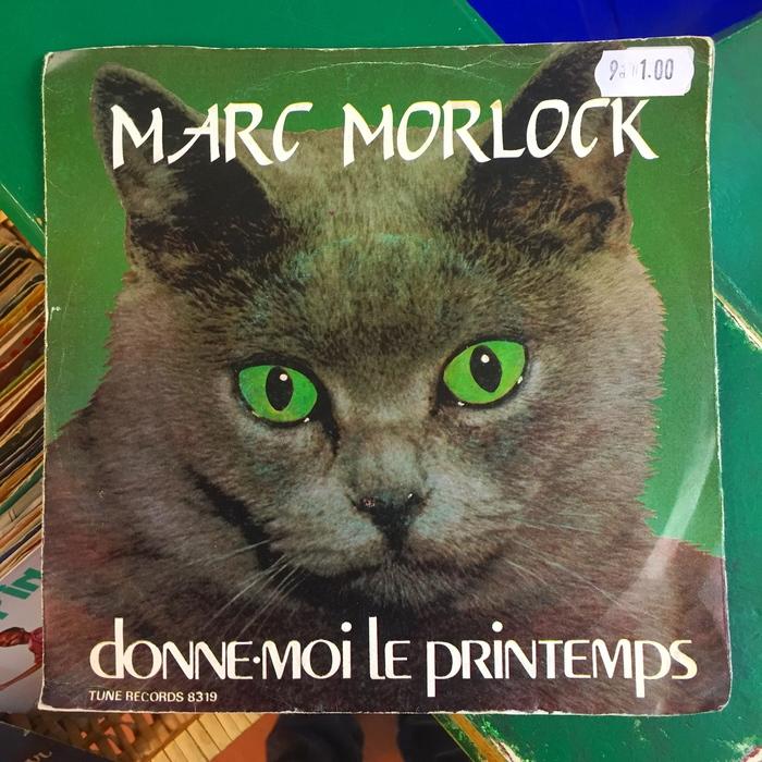 """Marc Morlock – """"Donne-moi le printemps"""" 3"""