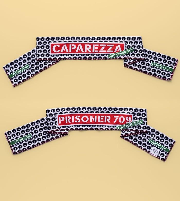 Caparezza identity and album art 7