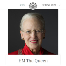 The Royal House website