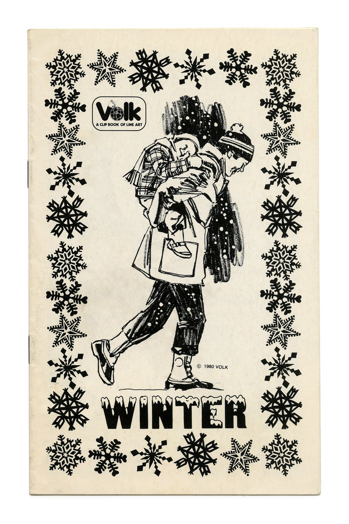 """Winter"" (No. 335) ft. the snow-capped letters of ."