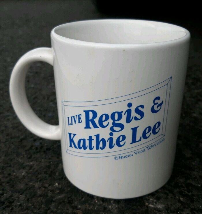 Live with Regis & Kathie Lee mug