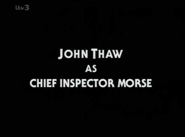 Inspector Morse (1987) titles 1