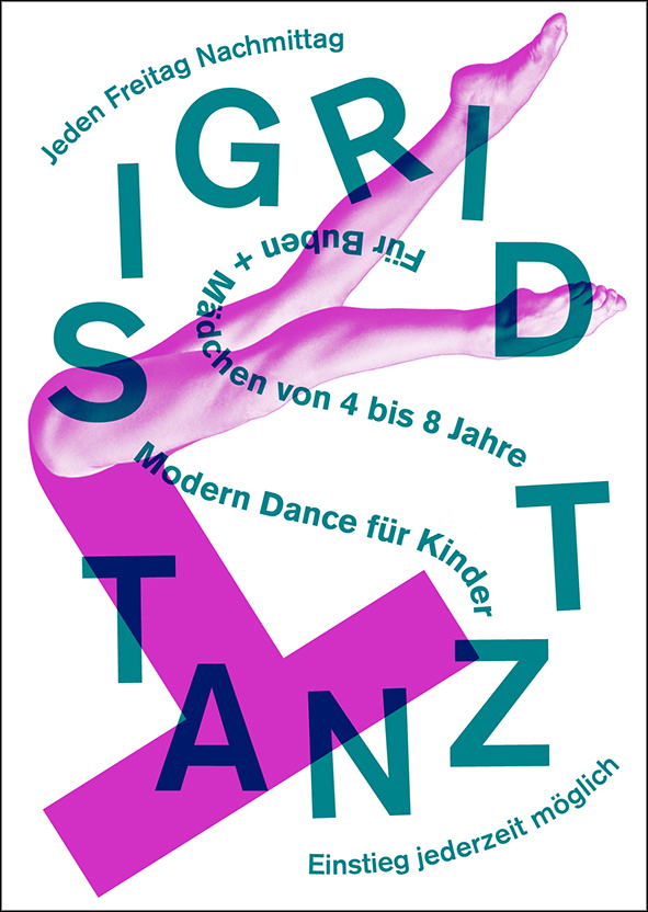 Sigrid Tanzt posters 2