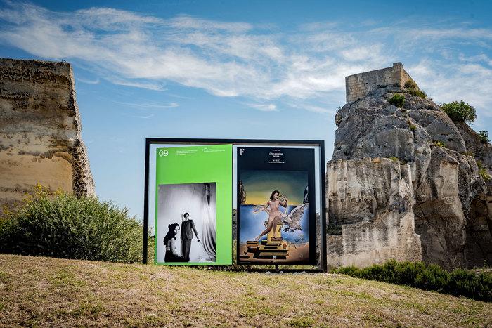 Gala Dalí, the surrealist muse, Château des Baux-de-Provence 3