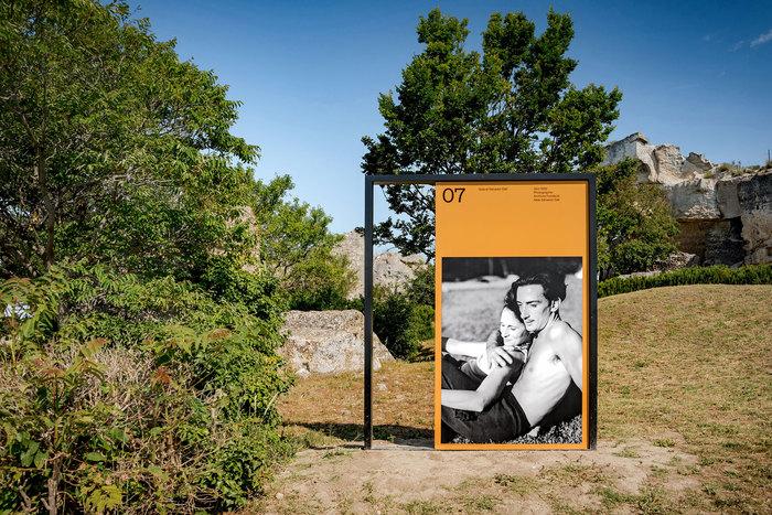 Gala Dalí, the surrealist muse, Château des Baux-de-Provence 4
