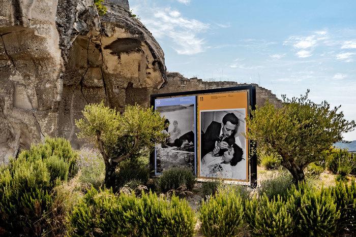 Gala Dalí, the surrealist muse, Château des Baux-de-Provence 6