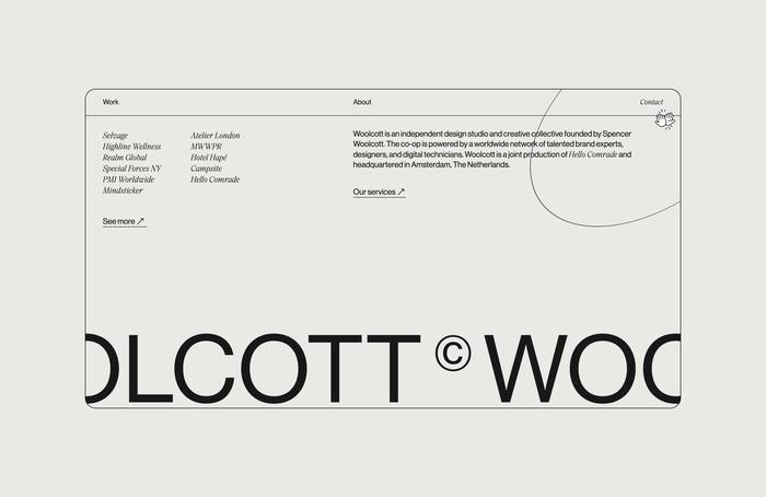 Woolcott Studio 1