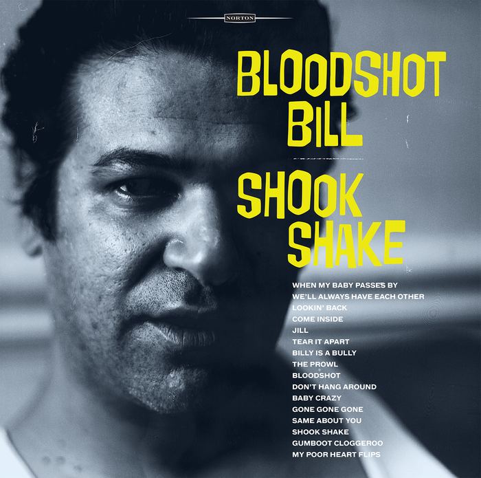 Bloodshot Bill – Shook Shake album art 1