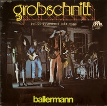 Grobschnitt ‎– <cite>Ballermann</cite> album art