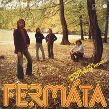 Fermáta ‎– <cite>Pieseň Z Hôľ / Song From Ridges</cite> album art