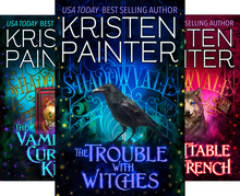 <cite>Shadowvale</cite> novels by Kristen Painter