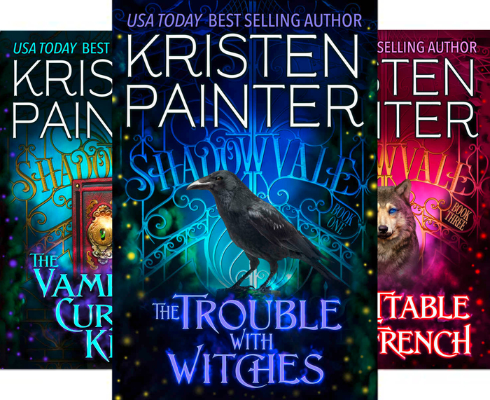 Shadowvale novels by Kristen Painter 1