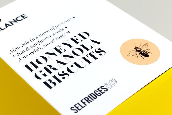Selfridges Rebalance packaging design 2