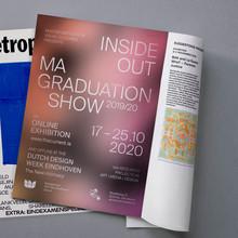 St. Joost Graduation Show 2020 campaign