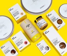 Selfridges Rebalance packaging design