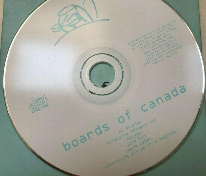 Boards of Canada – Hi Scores album art 4