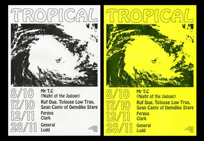 Tropical poster series 2