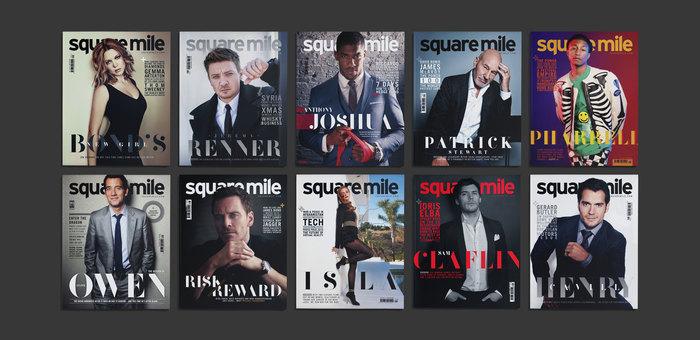 Square Mile magazine 4