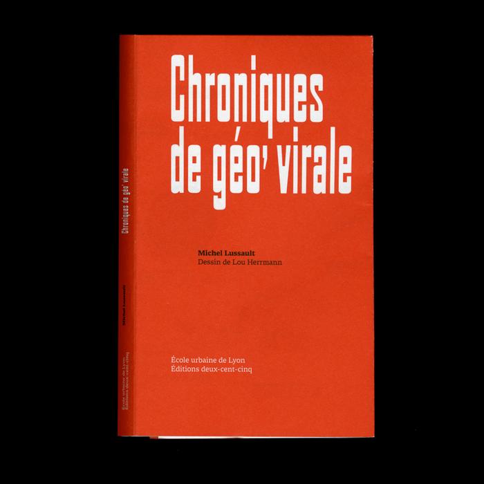 Chroniques de géo' virale by Michel Lussault 1
