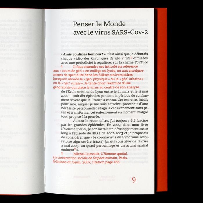 Chroniques de géo' virale by Michel Lussault 4