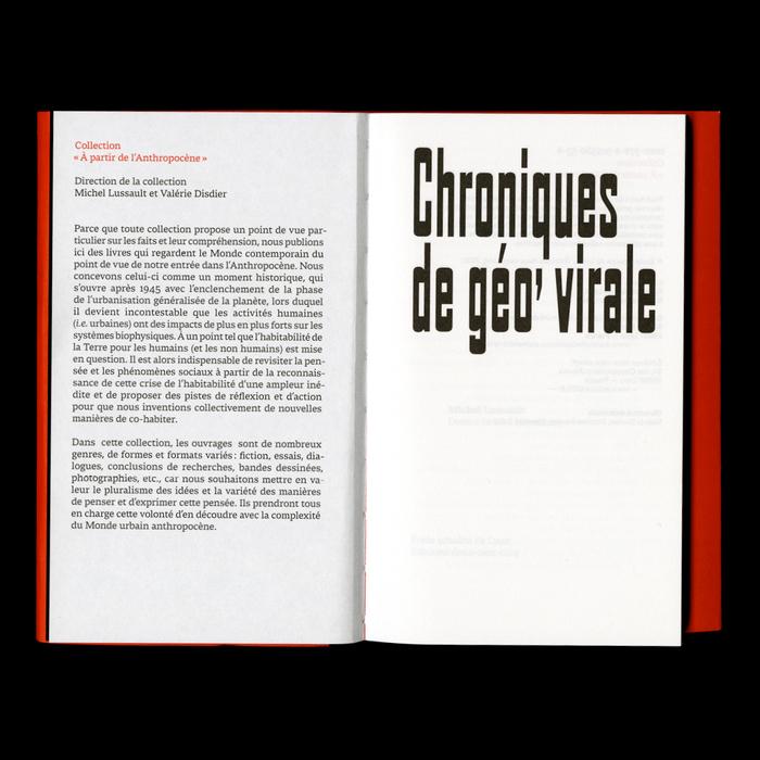 Chroniques de géo' virale by Michel Lussault 2