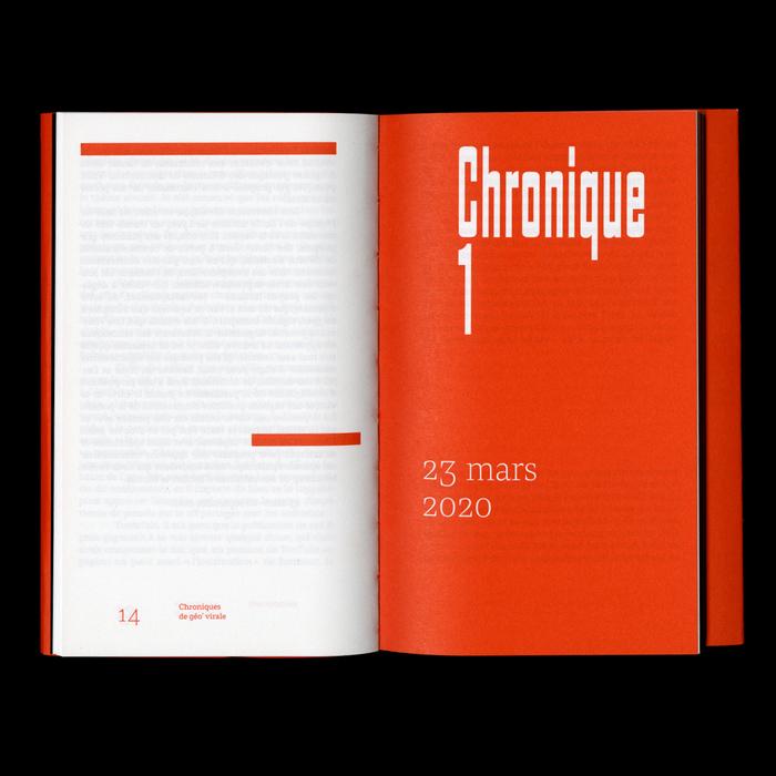 Chroniques de géo' virale by Michel Lussault 3