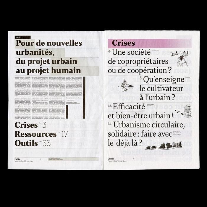Nouvelles Urbanités 3