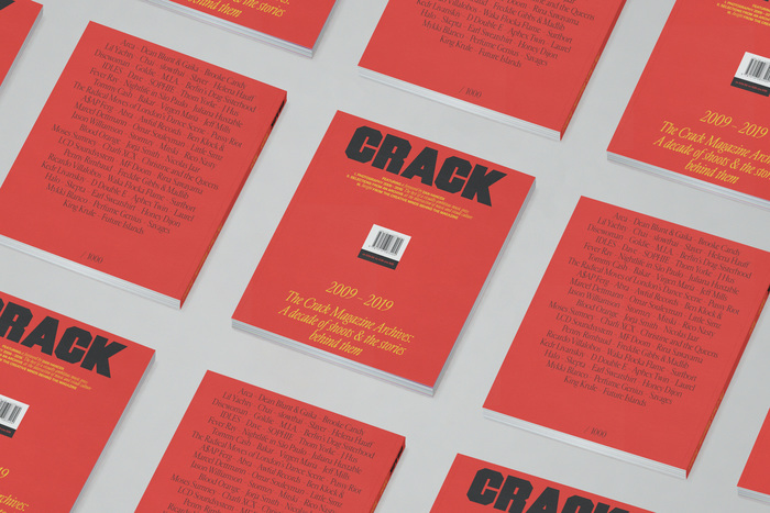The Crack Magazine Archives: A decade of shoots & the stories behind them 1