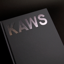 KAWS: <cite>Blackout</cite> exhibition catalogue