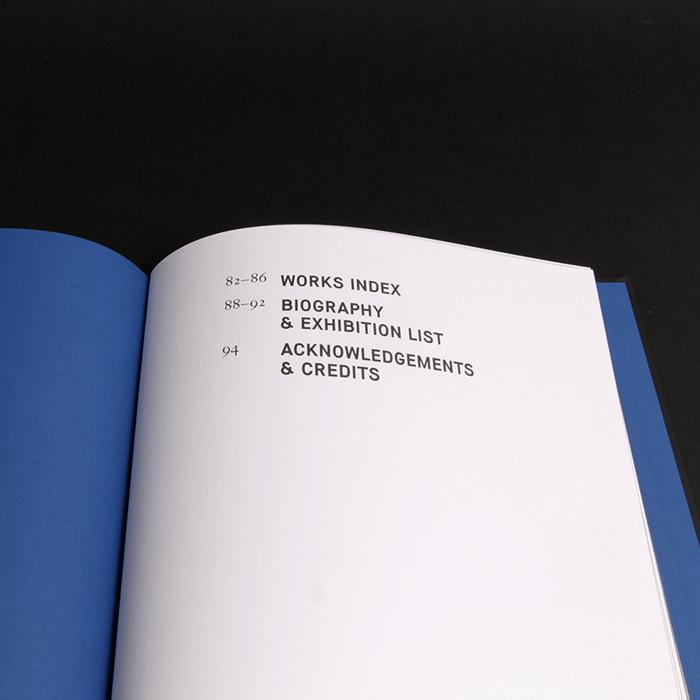 KAWS: Blackout exhibition catalogue 3