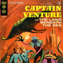 <cite>Captain Venture and the Land Beneath the Sea</cite>