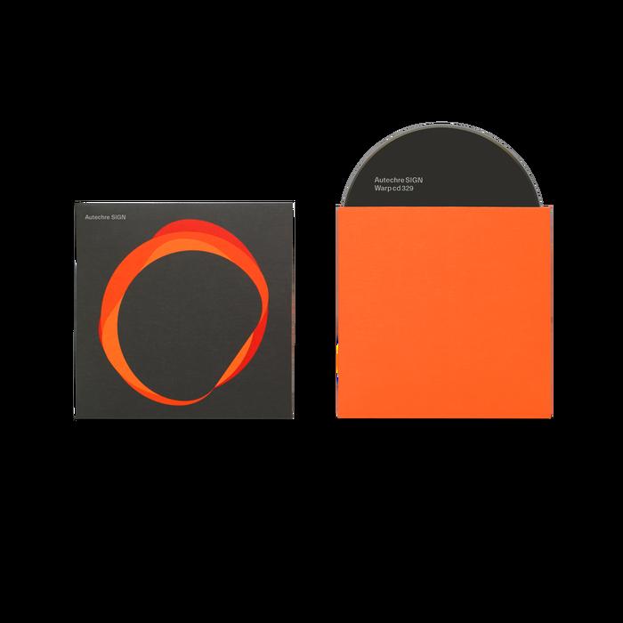SIGN CD sleeve.