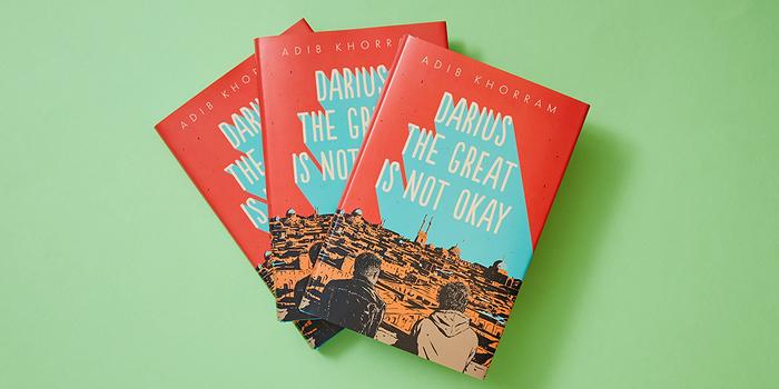 Darius the Great is Not Okay by Adib Khorram 3