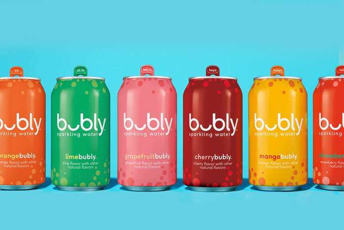 PepsiCo Bubly 1