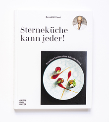 <cite>Sterneküche kann jeder!</cite> by Benedikt Faust