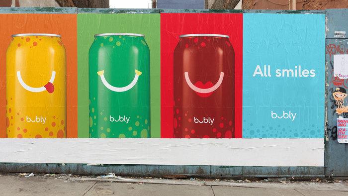 PepsiCo Bubly 4