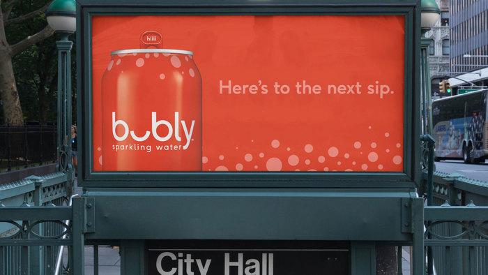 PepsiCo Bubly 2