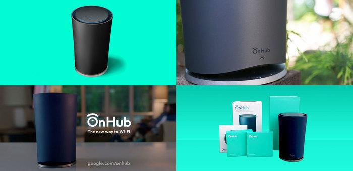 Google OnHub 3