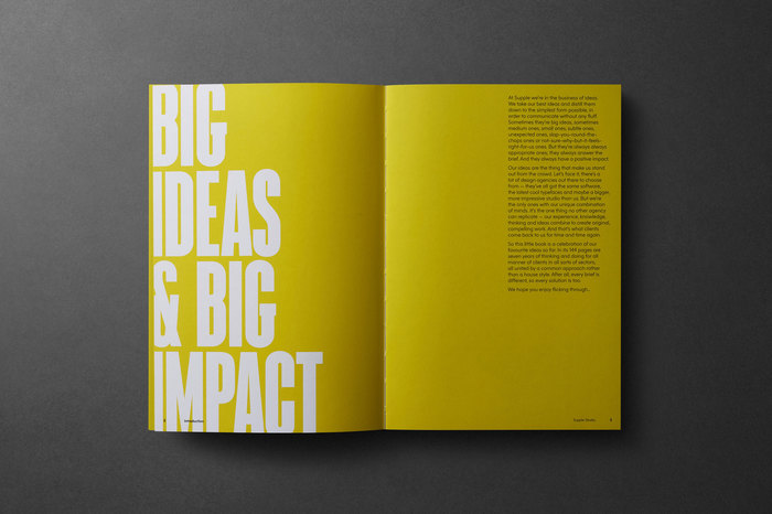 Supple Studio portfolio book 3