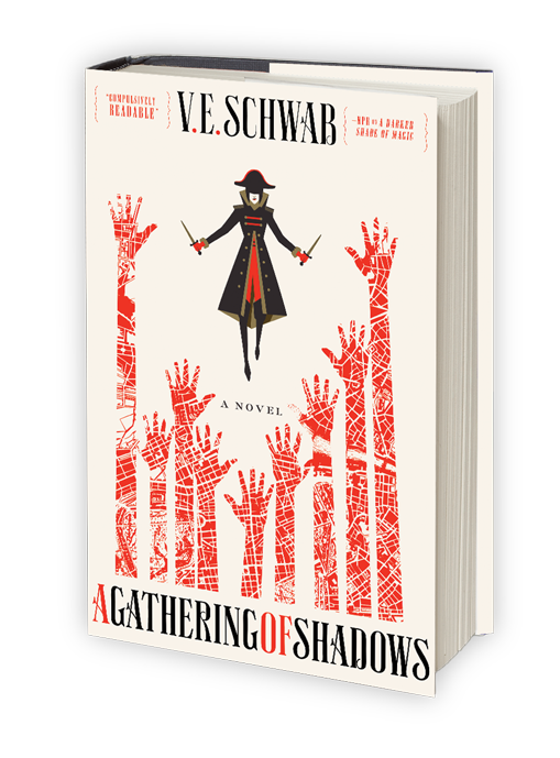 The Shades of Magic Series by V.E. Schwab 3