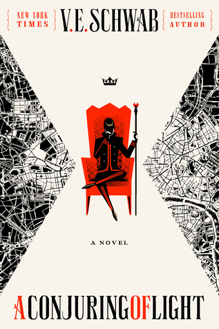 The Shades of Magic Series by V.E. Schwab 4