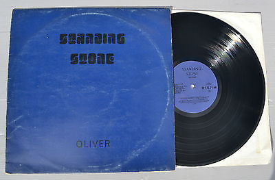 Oliver (Chaplin) – Standing Stone album art 2